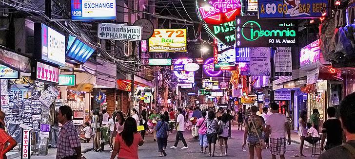 Thai Restaurant Hollywood Road